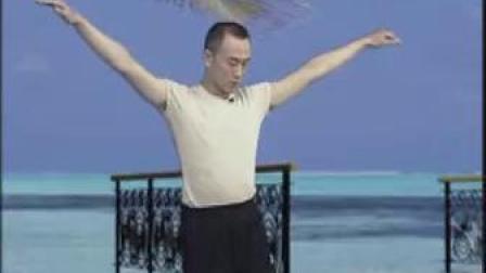 学跳苗族舞三