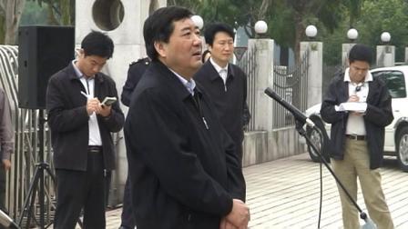 2007年4月11日国家局李传卿书记来湛江检验检疫局慰问参观考察调研