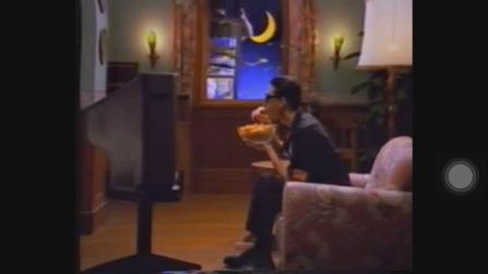 东芝super  c3电视  上屋偷下屋(1990)
