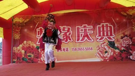 《老汉背妻》荆州市纪南楚韵艺术队高成芳演出