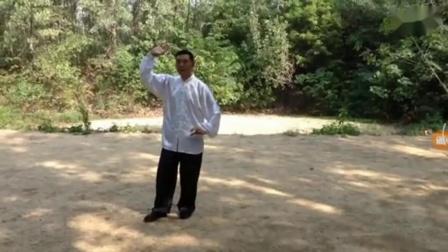 绿氧谷 高继寿 武式96式太极拳教学2