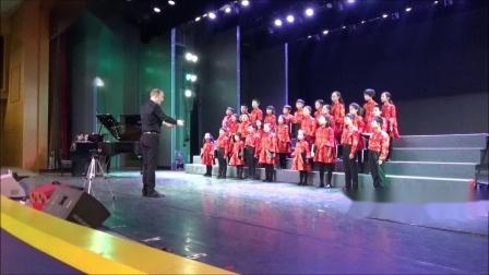 霍洛韦童声合唱团冬季2018年汇报演出 - 《布谷鸟》 布里顿 (卢长剑指挥)