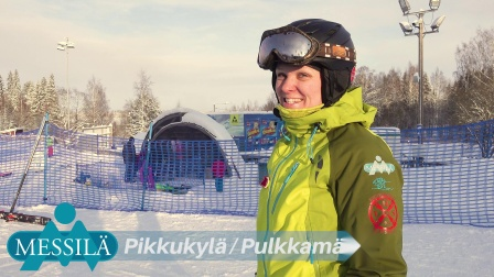 芬兰拉赫蒂麦西拉滑雪场 Messila Ski Resort