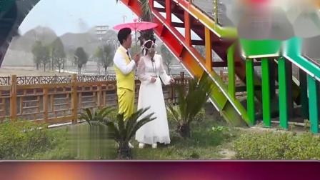 贵州山歌,陈俊和他老婆的山歌对唱,夫妻对唱果然有默契啊