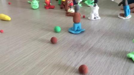 植物大战僵尸2玩具视频 第二集