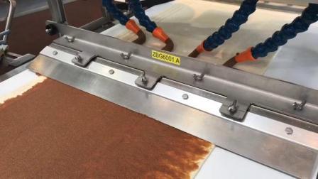 iba 2018 - RONDO瑞士龙都Ecoline成形生产线 - 蜗牛卷演示