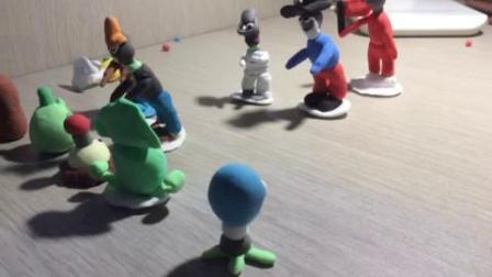 植物大战僵尸2玩具视频 第四集
