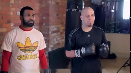 拳击天下 中文拳击自学教学视频 - 拍击防守的要点