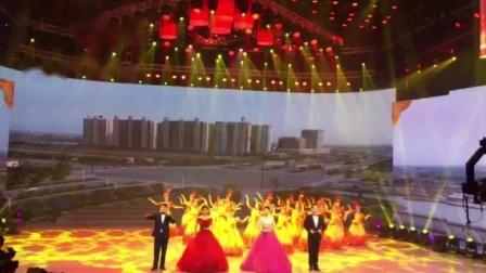 阜阳春晚《迈向新征程》 编舞陈盼盼 张钰  表演:阜阳幼专舞蹈队