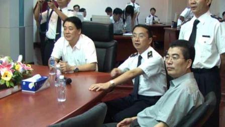 湛江检验检疫局霞山办事处挂牌仪式2004年10月21日