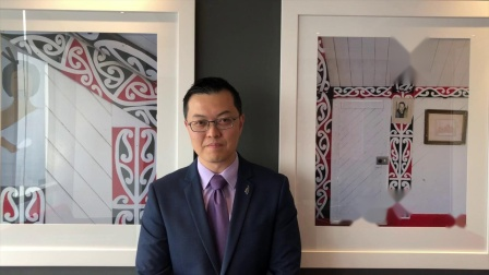 新西兰驻成都总领事馆2019春节拜年视频