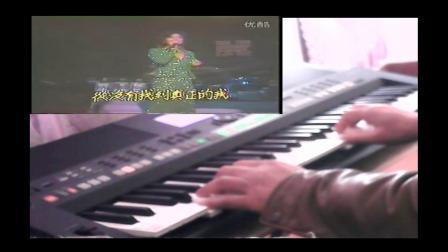 由昌群电子琴演奏   邓丽君 云河