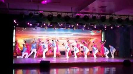 舞蹈《共筑中国梦》