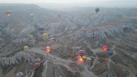 卡帕多西亚热气球 06