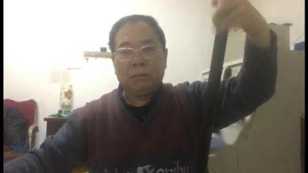 洛阳天轴艺术团快乐艺人宋先生的曲胡独奏《大起板》