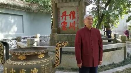 武术名家张全亮老师拜年视频