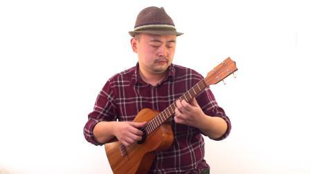 2019Ukulele贺岁曲宫崎骏电影《红猪》主题曲真红の翼