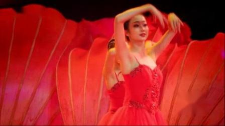我在特别节目《绽放》精彩上演,林志玲加盟变水中精灵惊艳众人截取了一段小视频