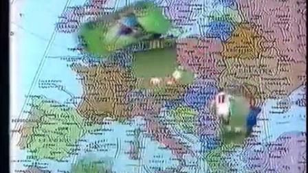我在俄罗斯电视台 РТР 1996 年 广告截了一段小视频