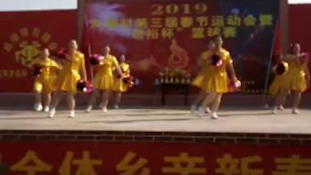 红红火火中国年,编舞太湖一莲,表演凤塘巾帼舞蹈队