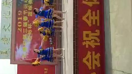 天美地美中国美,编舞杨丽萍,演示凤塘巾帼舞蹈队💃💃