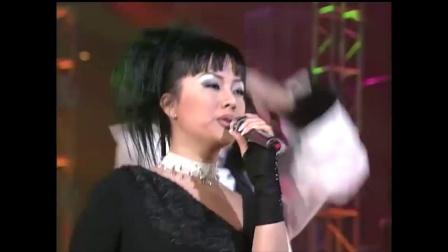 严正花 - 背叛的玫瑰(19970402 KBS歌谣TOP10)