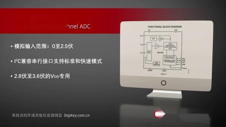 1分钟读懂 Analog Devices AD7291 8-Channel ADC