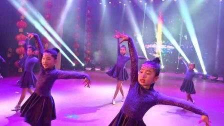 舞蹈--拉丁--新东方