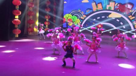 舞蹈---七彩梦想
