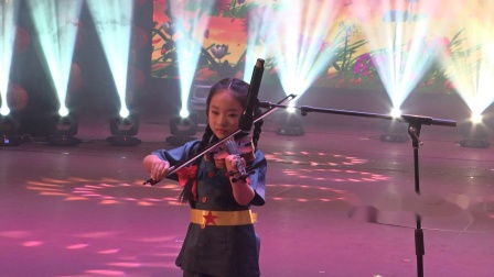 小提琴独奏《绒花》