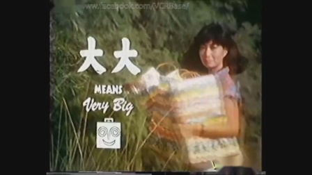 【香港广告】1981-大大公司