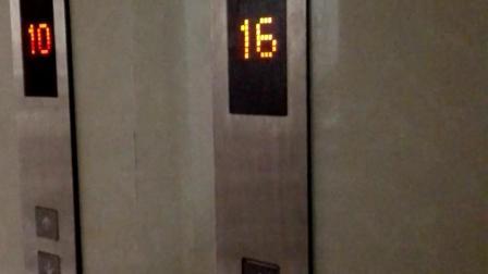 (2019.2)深圳市宝安区众合花园小区1栋1D单元电梯客梯