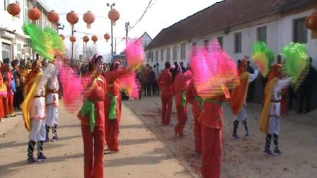 《踏歌起舞的中国》2019夼里秧歌舞