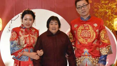 新郎张时祥、新娘章敬曼结婚庆典