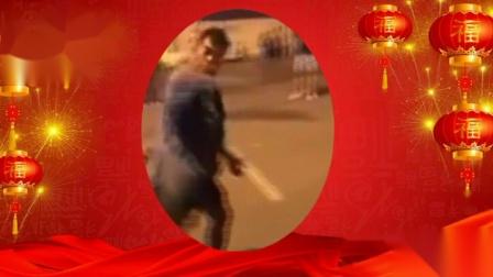 广灵老红摄影--改版新一代的武松打虎