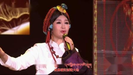 降央卓玛__扎西罗萨 藏历新年电视联欢会 20190205