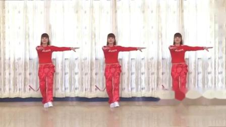 武阿哥健身操学习班优秀作品展播-水蜜桃《财神驾到》 - 糖豆网