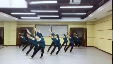 古典舞身韵:观竹