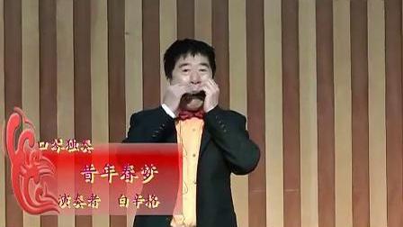 口琴独奏-昔年春梦 演奏者:白辛格