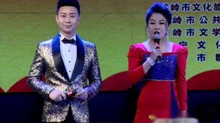 2019年铁岭市第六届文化志愿者迎新春文艺晚会---最美中国