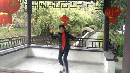 盛   洁~《天路.藏族舞》超清