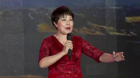 朗诵《四十年》表演:中国雷锋主要艺术团演员杨凤英、石会富