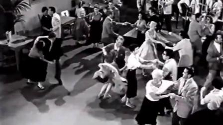 Evolution of Social Dancing in the U.S.A.