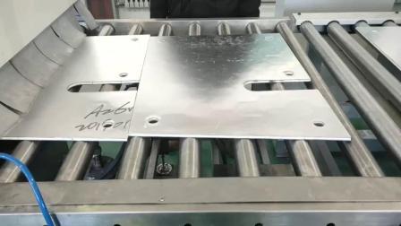 抗弹陶瓷片自动清洗及风干自动线(非标专机)