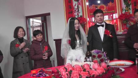 刘杨 王菁婚礼视频