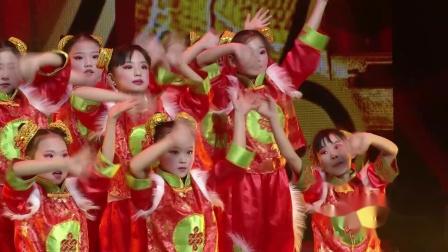 """第五届""""金荷花奖""""舞蹈大赛---最美宫灯红"""
