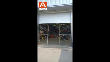 电动遥控工业垂直提升门电机厂房滑升开门机AAVAQ锐玛电机