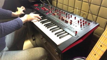 Roland JD-XA演奏 流浪地球-开启新征程