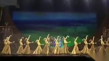 蒙古舞:碗舞