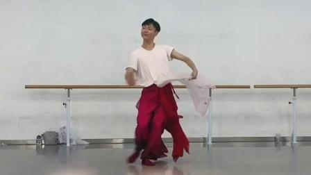 古典舞:蓉城蜀绣